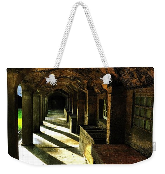 Shadows And Arches I Weekender Tote Bag
