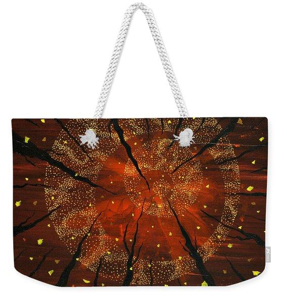 Shaman's Dream Weekender Tote Bag