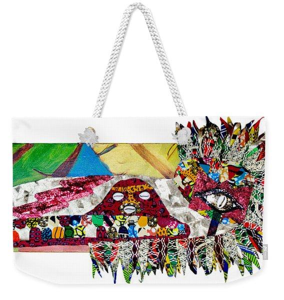 Shango Firebird Weekender Tote Bag