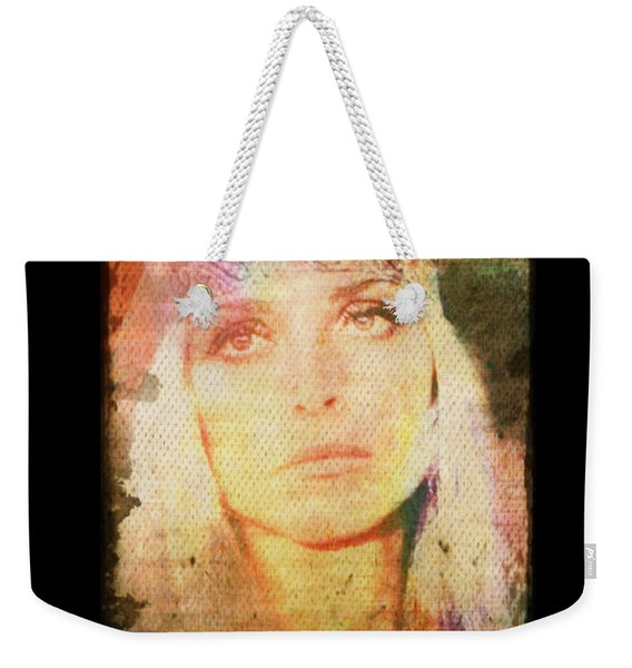 Sharon Tate - Angel Lost Weekender Tote Bag