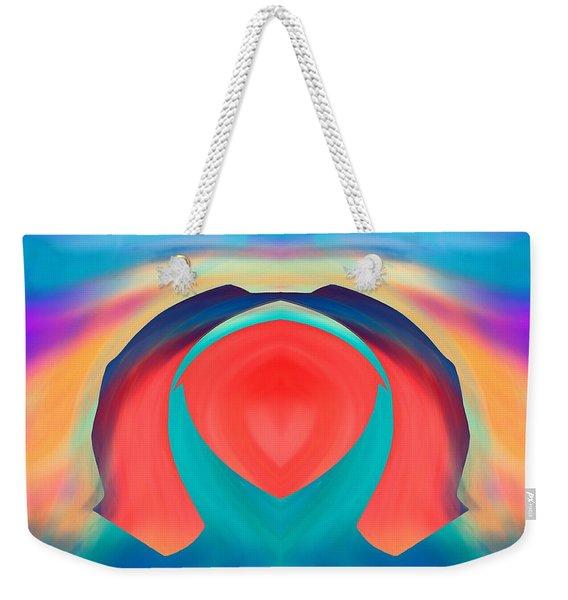 She Weekender Tote Bag