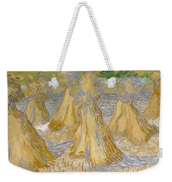 Sheaves Of Wheat Weekender Tote Bag
