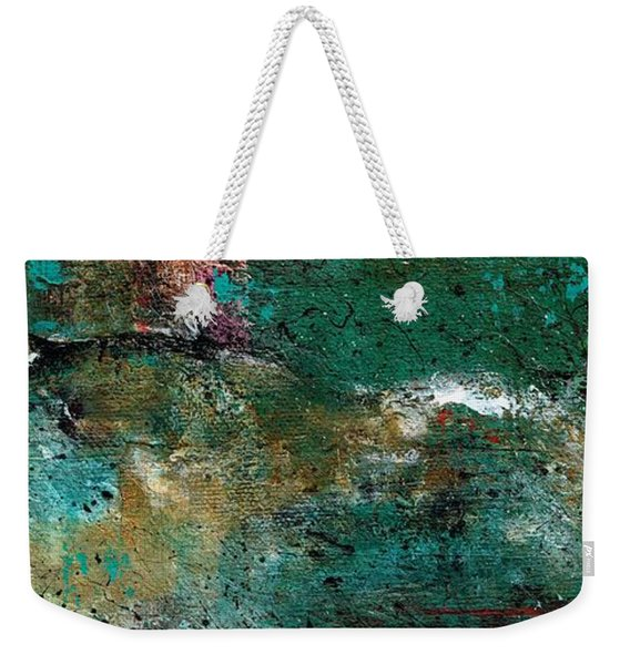 Sheer Horse Weekender Tote Bag