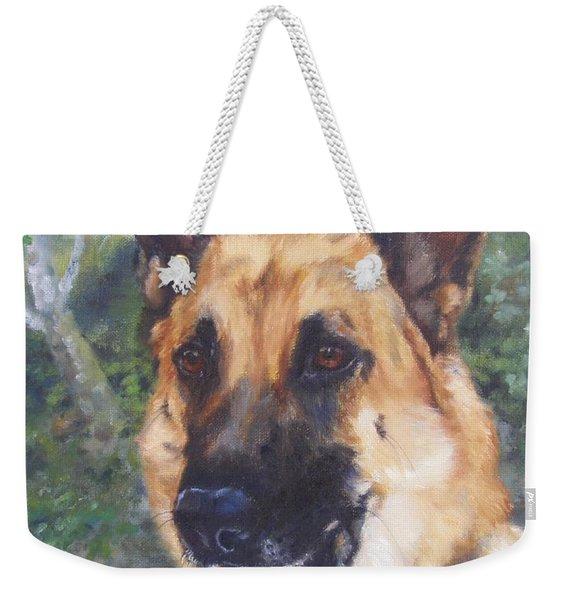 Shep Weekender Tote Bag