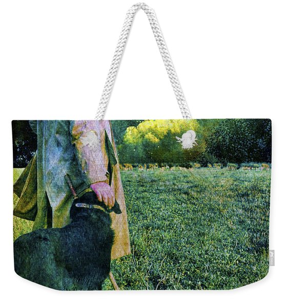 Shepherd And Moon Weekender Tote Bag