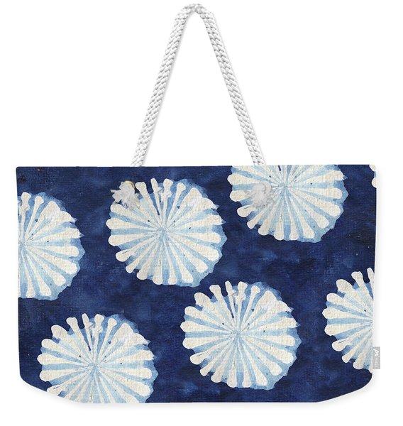 Shibori IIi Weekender Tote Bag
