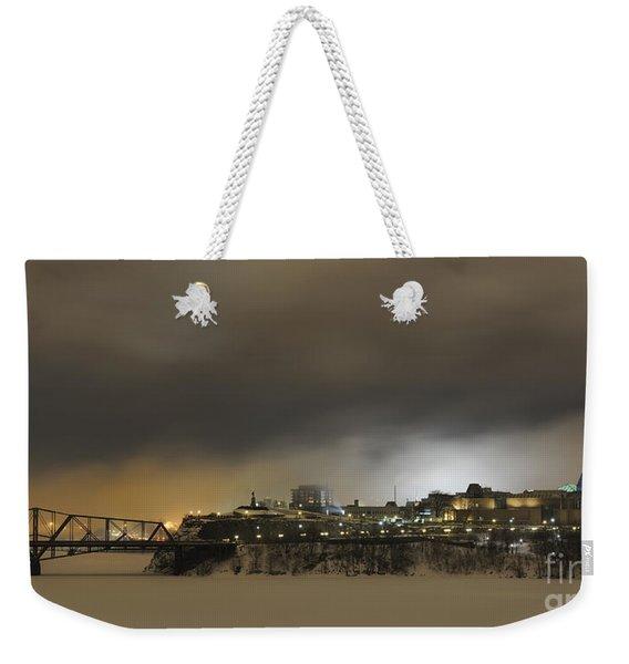 Shimmer Of Pearl.. Weekender Tote Bag