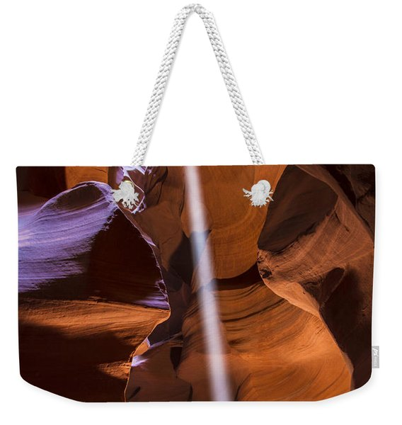 Shine Down Weekender Tote Bag
