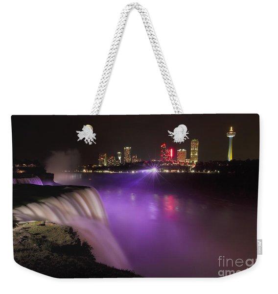 Shine On Brightly Weekender Tote Bag