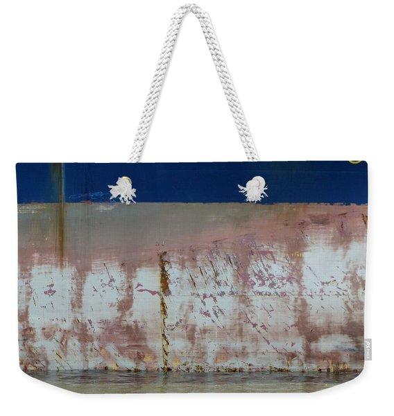 Ship Rust 1 Weekender Tote Bag