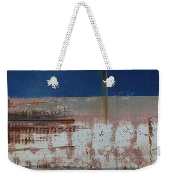 Ship Rust 2 Weekender Tote Bag