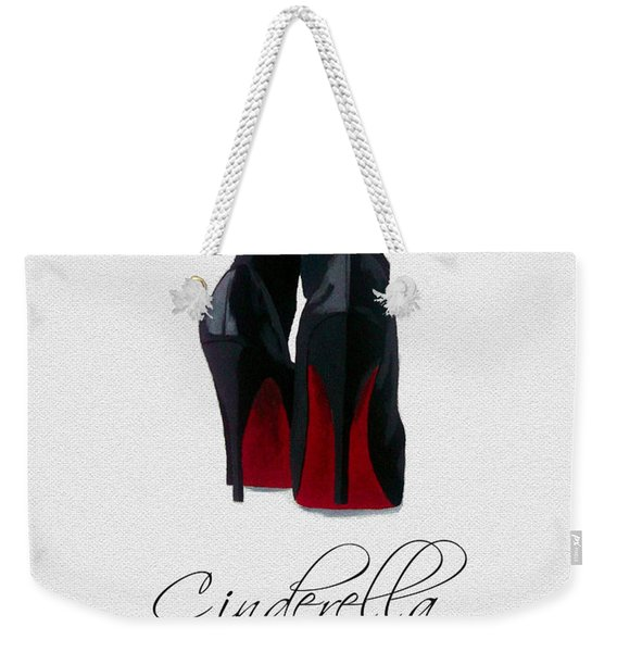 Shoes Can Change Your Life Weekender Tote Bag