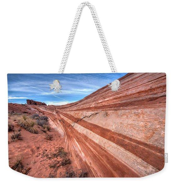 Show Me The Way Weekender Tote Bag