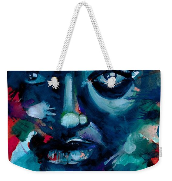 Show Me Your True Colors Weekender Tote Bag