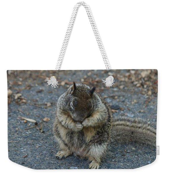 Shy Guy  Weekender Tote Bag