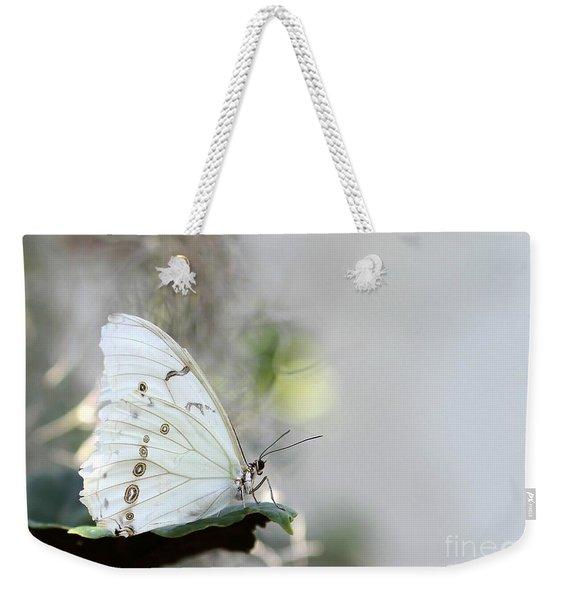 Silent Beauty Weekender Tote Bag