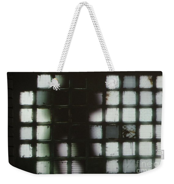 Shadow Previously Titled Silhouette Weekender Tote Bag