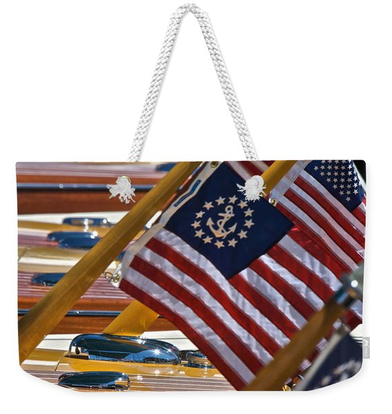 All That Is The Fourth Weekender Tote Bag