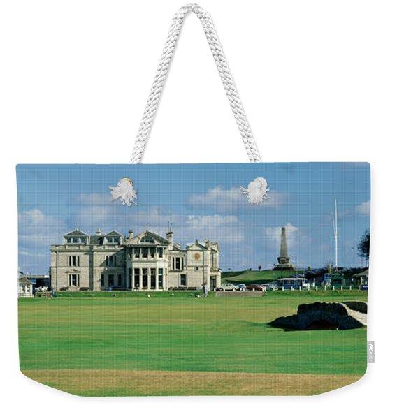 Silican Bridge Royal Golf Club St Weekender Tote Bag