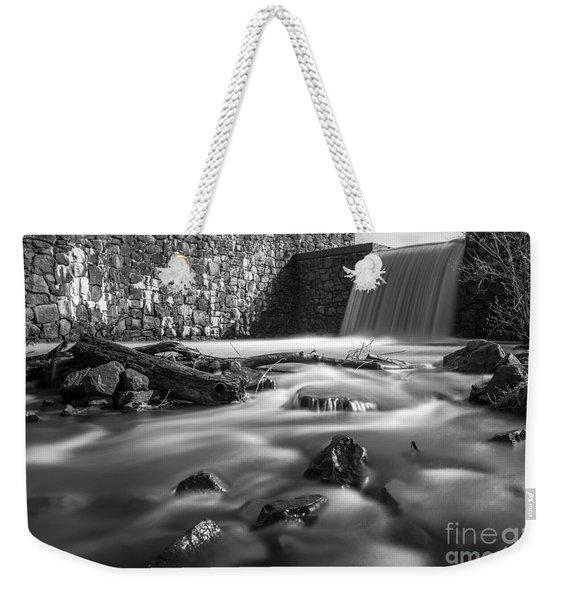 Silky Rocks Weekender Tote Bag