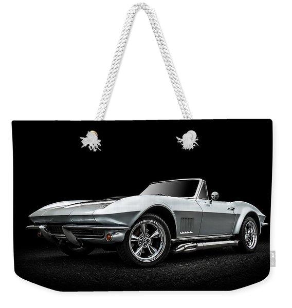 Silversmith Weekender Tote Bag