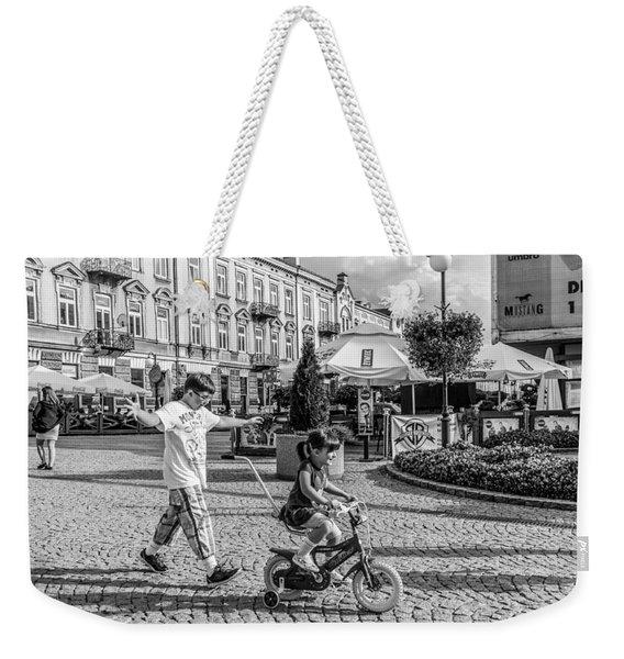 Simple Joys Weekender Tote Bag