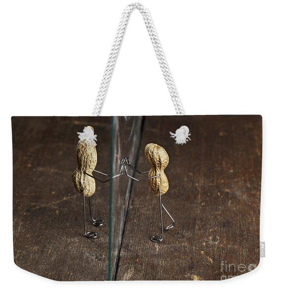 Simple Things - Apart Weekender Tote Bag