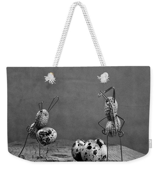 Simple Things Easter Weekender Tote Bag