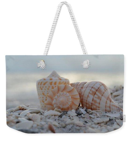 Simplicity And Solitude Weekender Tote Bag