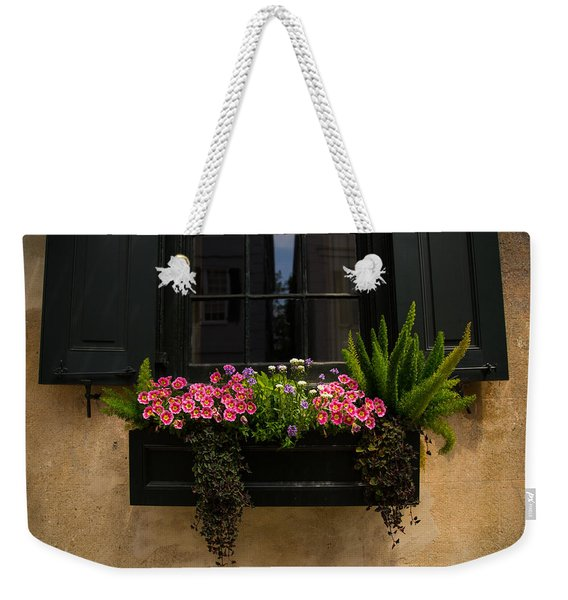 Simply Charleston Weekender Tote Bag