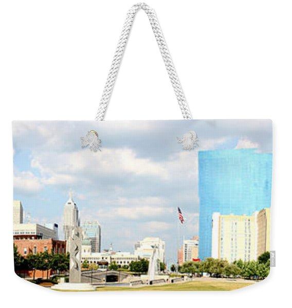 Simply Indy Weekender Tote Bag