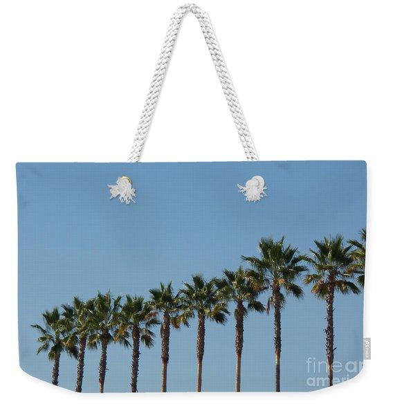 Simply Palms Weekender Tote Bag