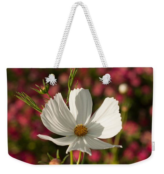 Single Weekender Tote Bag