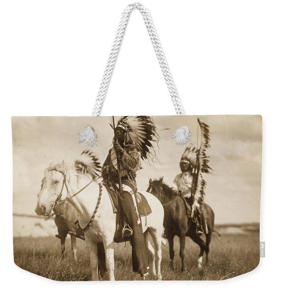 Sioux Chiefs  Weekender Tote Bag