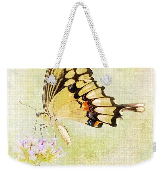 Sipping Nectar Weekender Tote Bag