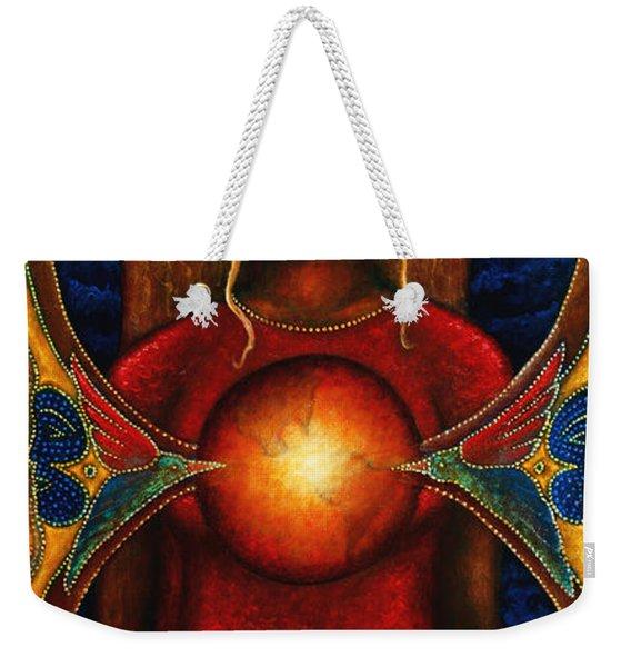 Sister Of The Stars Weekender Tote Bag