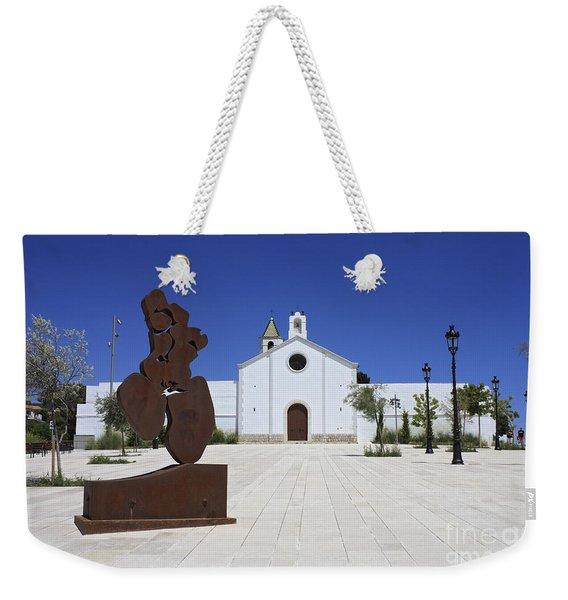 Sitges Spain Weekender Tote Bag