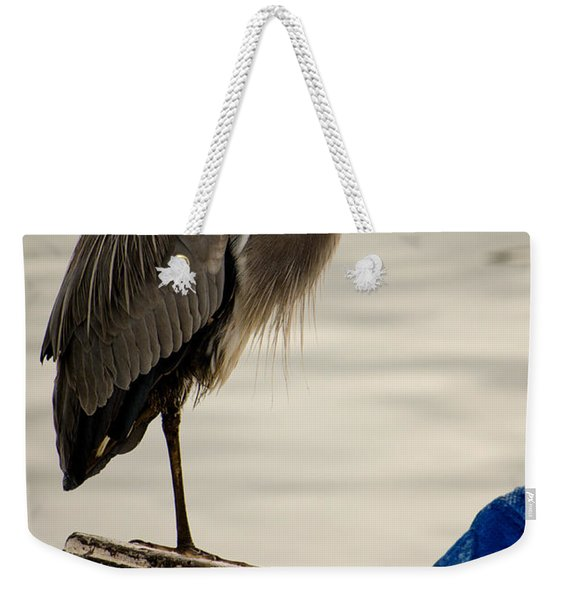 Sittin' On The Dock Of The Bay Weekender Tote Bag