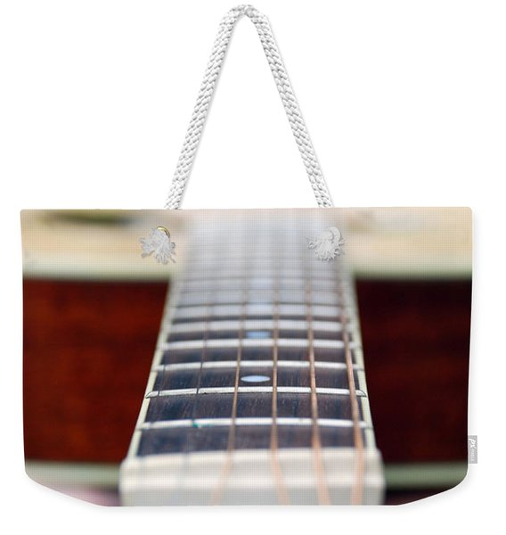 Six String Music Weekender Tote Bag