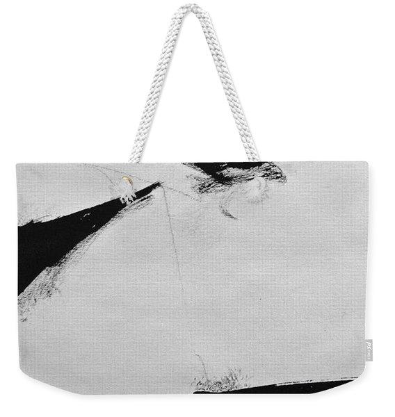 Weekender Tote Bag featuring the drawing Sketchbook 1  Pg 33 by Cliff Spohn