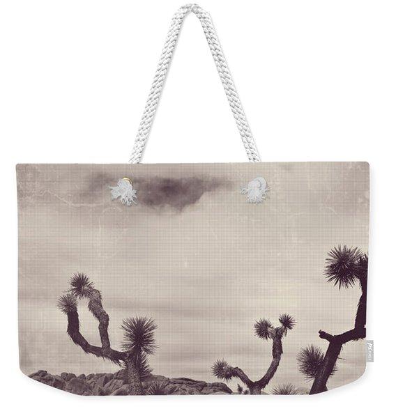 Skies May Fall Weekender Tote Bag