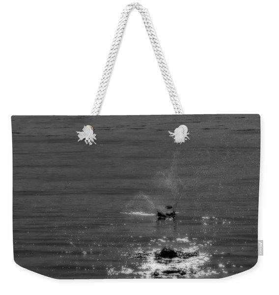 Skipping Stones Weekender Tote Bag