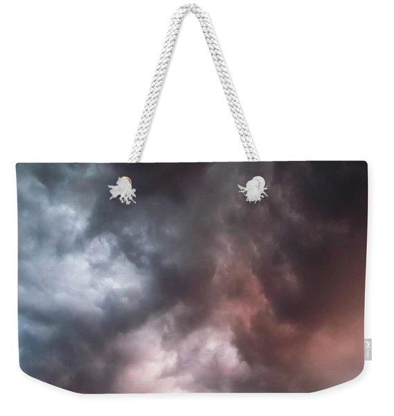 Sky Moods Weekender Tote Bag