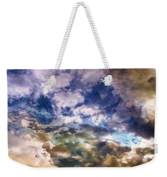 Sky Moods - Sea Of Dreams Weekender Tote Bag
