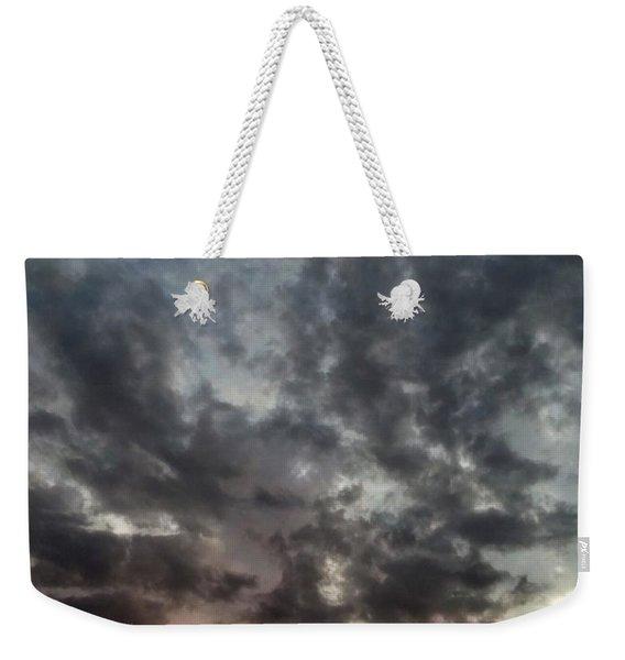 Sky Moods - Spectrum Weekender Tote Bag