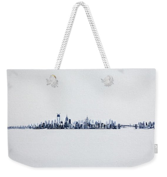 Skyline 10x30-2 Weekender Tote Bag