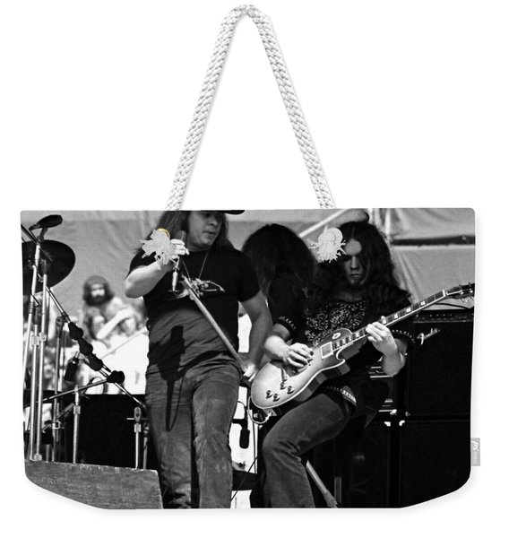 Skynyrd #26 Crop 2 Weekender Tote Bag