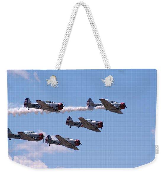 Skytypers Weekender Tote Bag