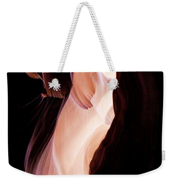 Slot Canyon Arizona Weekender Tote Bag
