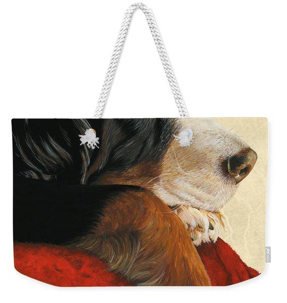 Slumber Weekender Tote Bag